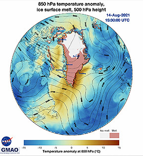 2021 Greenland Ice Sheet Melt Events: A Variety Pack  thumbnail