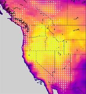 The Abnormally Hot June 2021 in the Western U.S.: A MERRA-2 perspective thumbnail