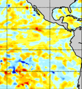 Impact of Satellite Sea Surface Salinity Observations on ENSO Predictions thumbnail