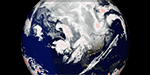 NASA's GEOS-5 provides a satellite view of historic winter storm thumbnail